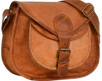 Gusti leather 'Juliette' handbag shoulder bag vintage