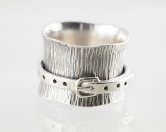 Spinner ring belt / motivation ring
