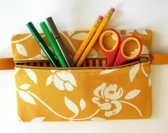 Pen pocket. Pen case