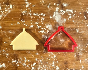 Gojo (cottage) cookie cutter