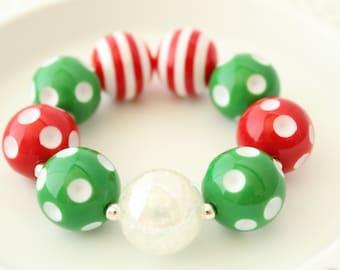 Kids Bracelet - Chunky Jewelry - Girls Bracelet