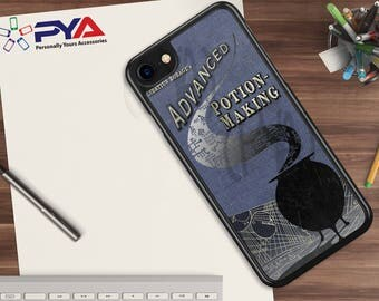 Harry Potter Phone Case - The Potion Master - A Phone Case for the modern Wizard! for Apple iPhone & iTouch Devices