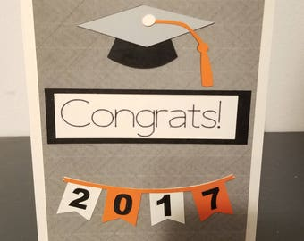 2017 Graduation Card