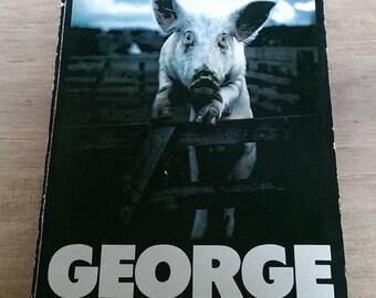 1977 Edition - Animal Farm - George Orwell - A Vintage Penguin Book 1977