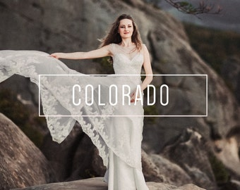 Colorado Preset Indie Muse Collection 3 Presets  4 Tool Presets 9 LR Brushes Lightroom Presets for Professional Results by LouMarksPhoto