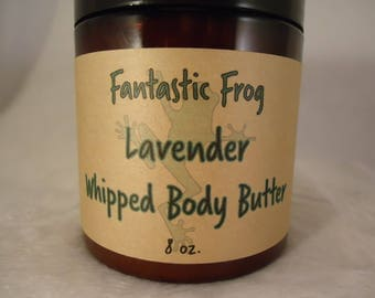 Lavender Whipped Body Butter 8oz