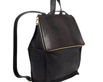 Hexagon backpack Python