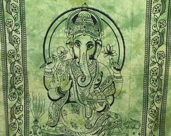 Ganesh bedding / tapestry