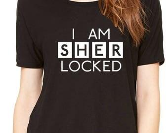 I am locked shirt