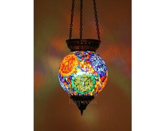 Bohemian lamp | Etsy