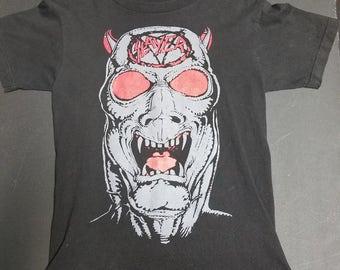 Slayer - Vintage Criminally Insane t-shirt