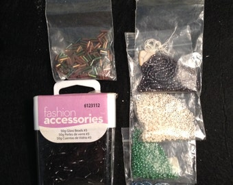 Crafting Beads - assortment