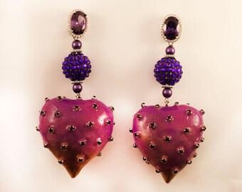 Big Hearts Earrings