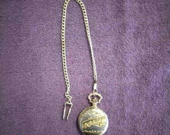 Vintage Reliance by Croton Commemorative of Wright Bros pocket watch