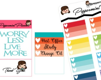Ombra Check off Planner Stickers {#214}