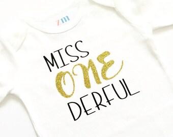 Miss One-derful, Mr., one, first birthday, wonderful, bodysuit, baby boy, baby girl, birthday boy, birthday girl, cake smash, photo shoot