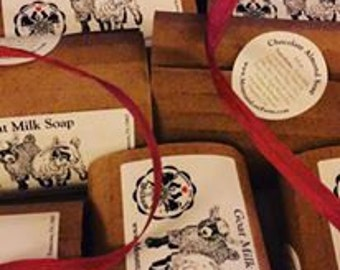 Barn Yard Collection - Goat Milk Soap