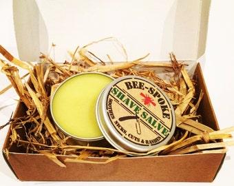 Shave Salve - Organic Beeswax