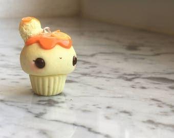 Orange Cupcake