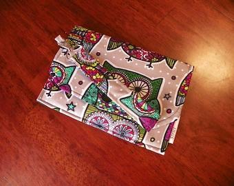 Owl Wristlet Wallet