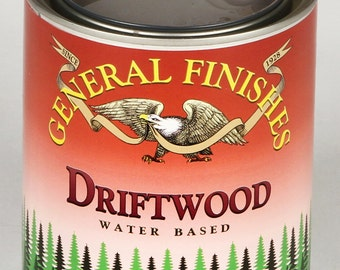 General Finishes Milk Paint (Driftwood)