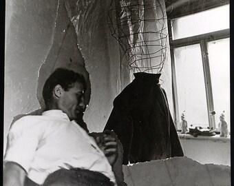 "Photography from the GDR. ""aus Grünauge"", 1989. Photograph by Erich Wolfgang HARTZSCH"