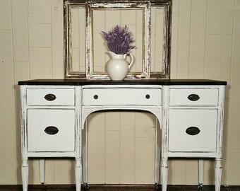 Antique Vanity/ Desk SOLD!