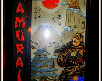 Samurai, Rio Grande Games by Reiner Knizia.