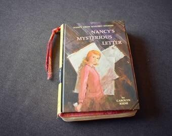 Nancy Drew Book Clutch Purse