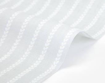 DailyLike Fabric (Cotton) - Mono flower : plait