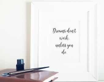 Art dreams home decor.