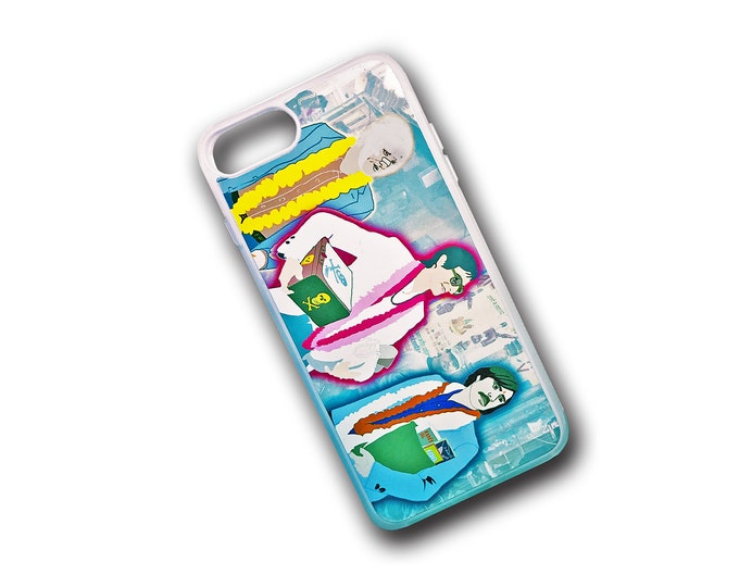 Whitman Brothers iPhone Case