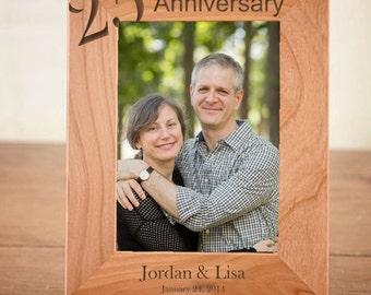 Anniversary Year Frame