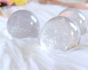 Rainbow Quartz / Quartz Sphere / Crystal Ball / Healing Crystal / Energy Amplifier