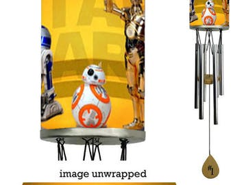 Star Wars BB-8, R2-D2 and C-3PO Wind Chime