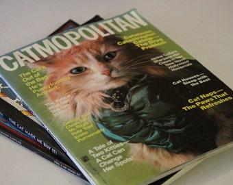 Catmoploitan Magazine