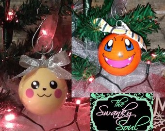 Pokemon Ornament ~ Pikachu ~ Charmander ~ and more!