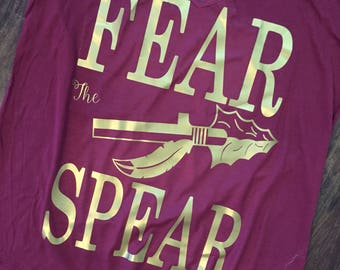 Fear the Spear tank