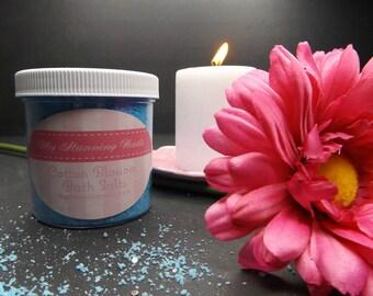 Cotton Blossom Bath Salts, 6 oz., Bath Soak, Tea Tub