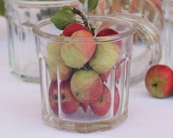 French vintage confiture jar