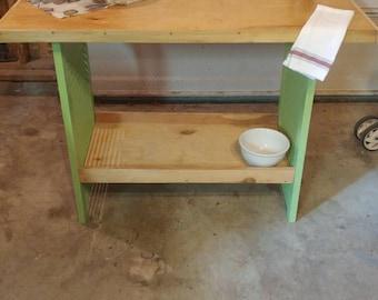 Unique Kitchen Island/Bar