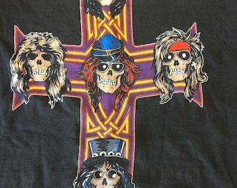 Vintage Guns N Roses Europe Tour Shirt