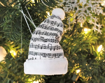 Music, Music Teacher Gift Ideas, Piano Teacher Gift, Gift for Musician, Music Note, Christmas Ornaments, Music Lover, Christmas Gifts