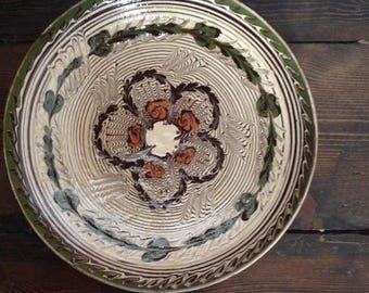 Romanian Plate