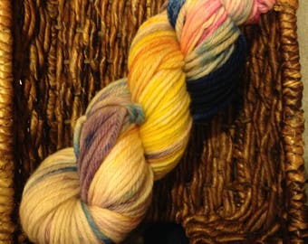 Ready to Ship - Beauty & The Birds - Bulky Weight Yarn