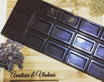 Love Bites - ''Milk'' Raw Vegan Chocolate Bar