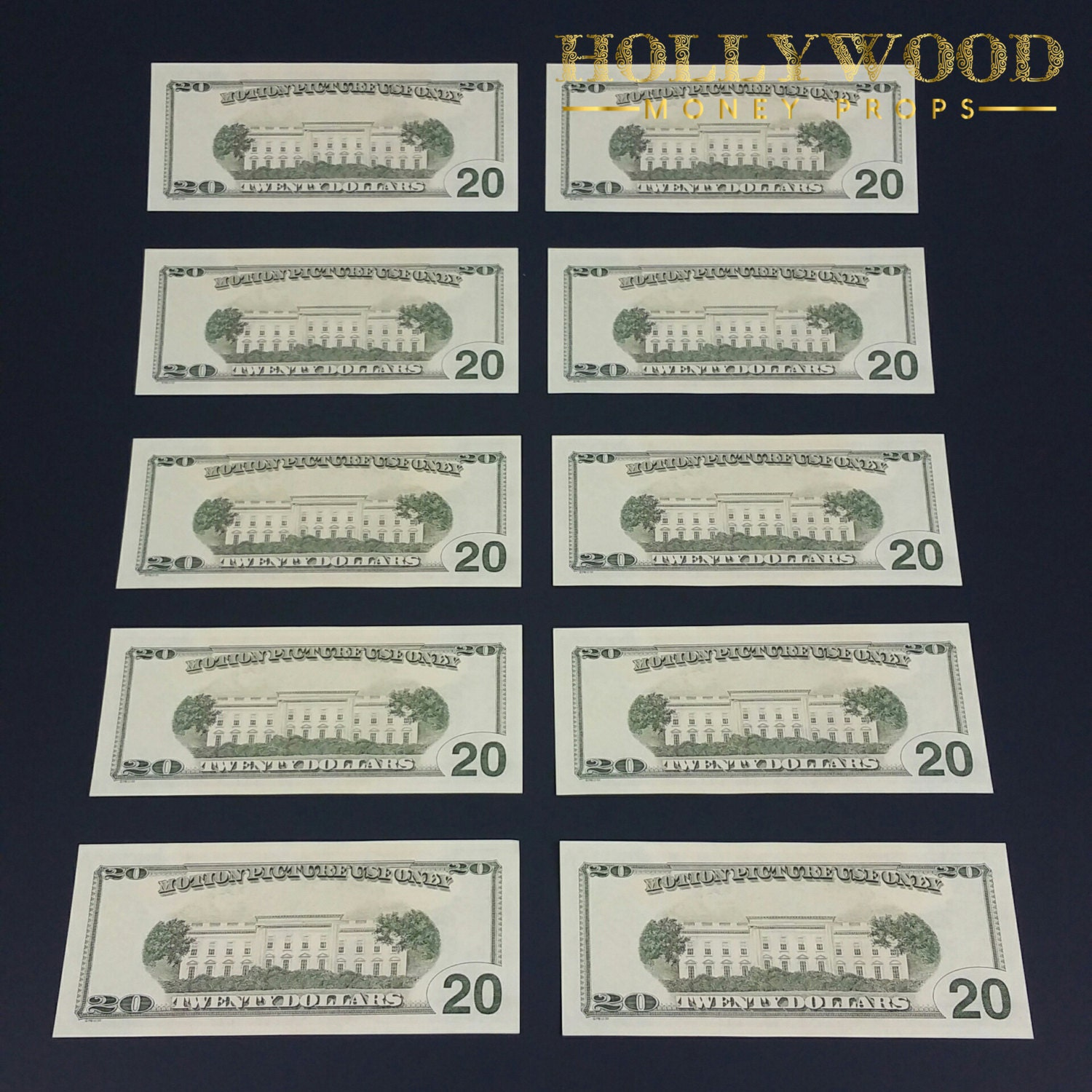 worksheet 200 Dollar Bill 20 dollar bill x10 200 dollars new series full print best movie industry quality prop money for play prank gift double sided to