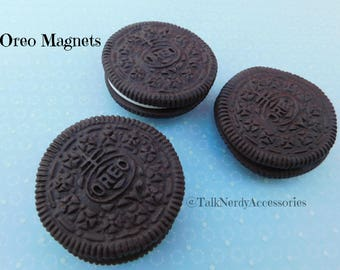 Oreo Cookie Magnets!