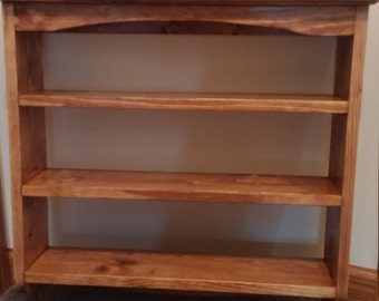 Custom Handmade Knick Knack Wall Shelf