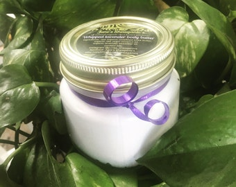 All natural organic shea butter products.